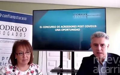 Las oportunidades que ofrece un concurso de acreedores, analizadas en un nuevo webinar de CEOE-CEPYME Guadalajara.