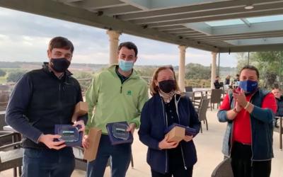 El I Torneo Solidario de Rodrigo Abogados acogió a 64 golfistas amateurs en Golf Valdeluz